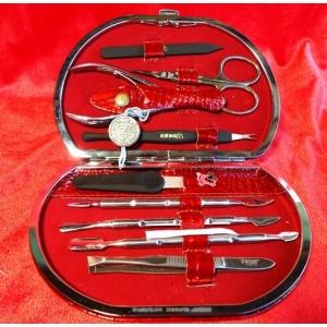 Маникюрный набор Zinger №1001S из 10 предметов