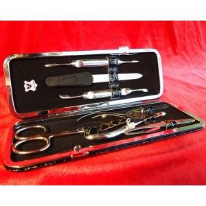 Маникюрный набор Zinger №401S из 8 предметов