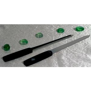Пилка лазерная для кутикулы 17см