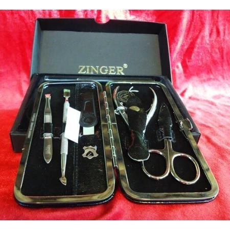 Маникюрный набор Zinger №501S из 6 предметов