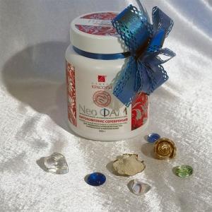 Литокомплекс серебряный для нормальной и жирной кожи 500 г