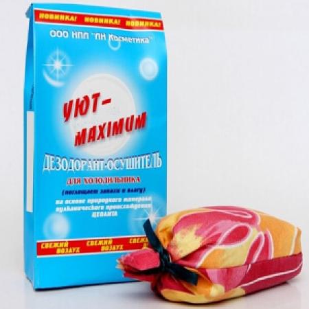 Осушитель-дезодорант для холодильника, 250гр